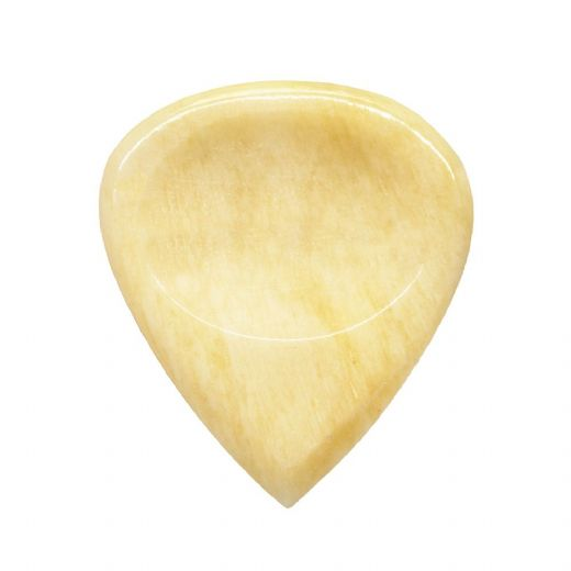 Jazz Tones Groove Buffalo Bone 1 Guitar Pick